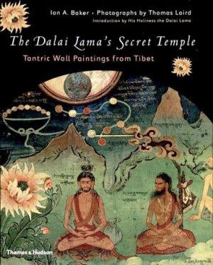 9. Dalai Lamas Secret temple cover
