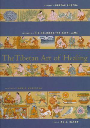 Tibetan Art of Healing Ian Baker